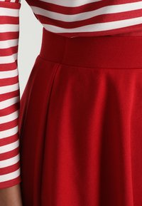 Soyaconcept - SC-DENA SOLID 58 - A-line skirt - ruby red - 5