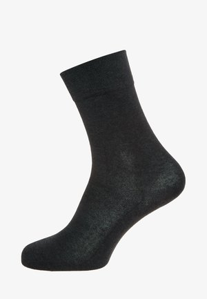 SENSITIVE LONDON KOMFORTBUND - Socks - anthrazit melange