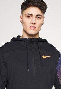 Nike Performance - DRY HOODIE - Luvtröja - black - 3