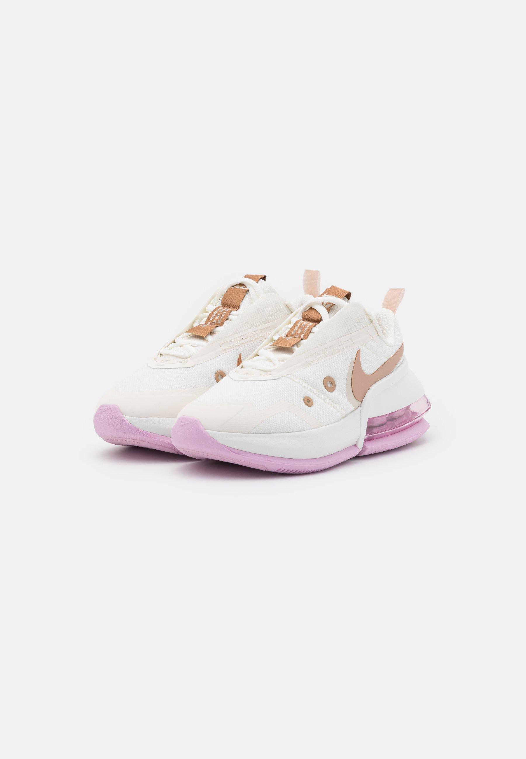 Nike Sportswear AIR MAX UP Sneaker low sail/metallic red bronze/light orewood brown/summit white/light arctic pink/metallic summit white/offwhite
