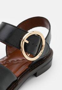 See by Chloé - LYNA FLAT - Sandals - black - 6