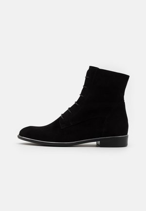 TIETZE - Lace-up ankle boots - schwarz