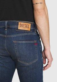 Diesel - D-STRUKT - Jeans Skinny Fit - dark blue  denim - 4