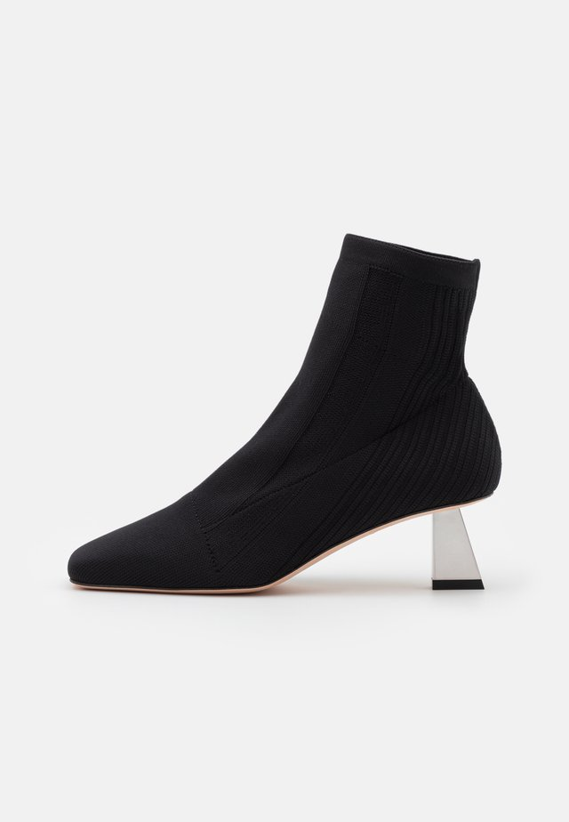 BACCARA - Ankle boot - nero