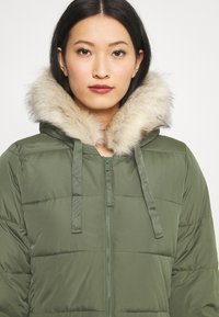 GAP - PUFFER - Winter coat - greenway - 4