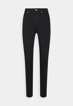 HIGH WAIST  - Jeans Skinny Fit - black