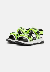 MSGM - Sandals - neon green - 1