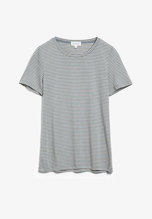 Basic T-shirt - soft moss-kitt