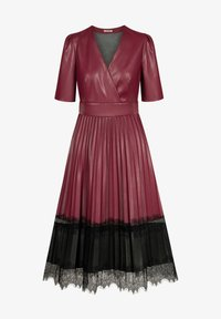 ORSAY - Cocktail dress / Party dress - bordeaux rot - 3