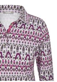 Rabe 1920 - MIT KRAGEN UND GLITZER-DETAILS - Long sleeved top - pink - 2