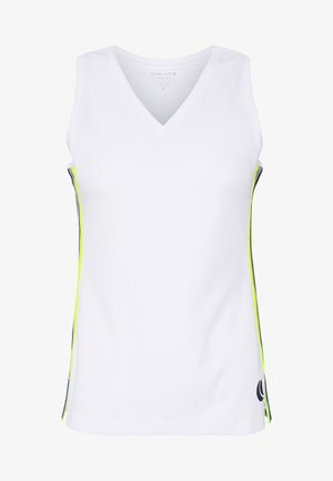 TALA TANK - Treningsskjorter - brilliant white