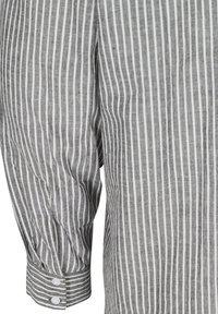 Zizzi - Blouse - black stripe - 6