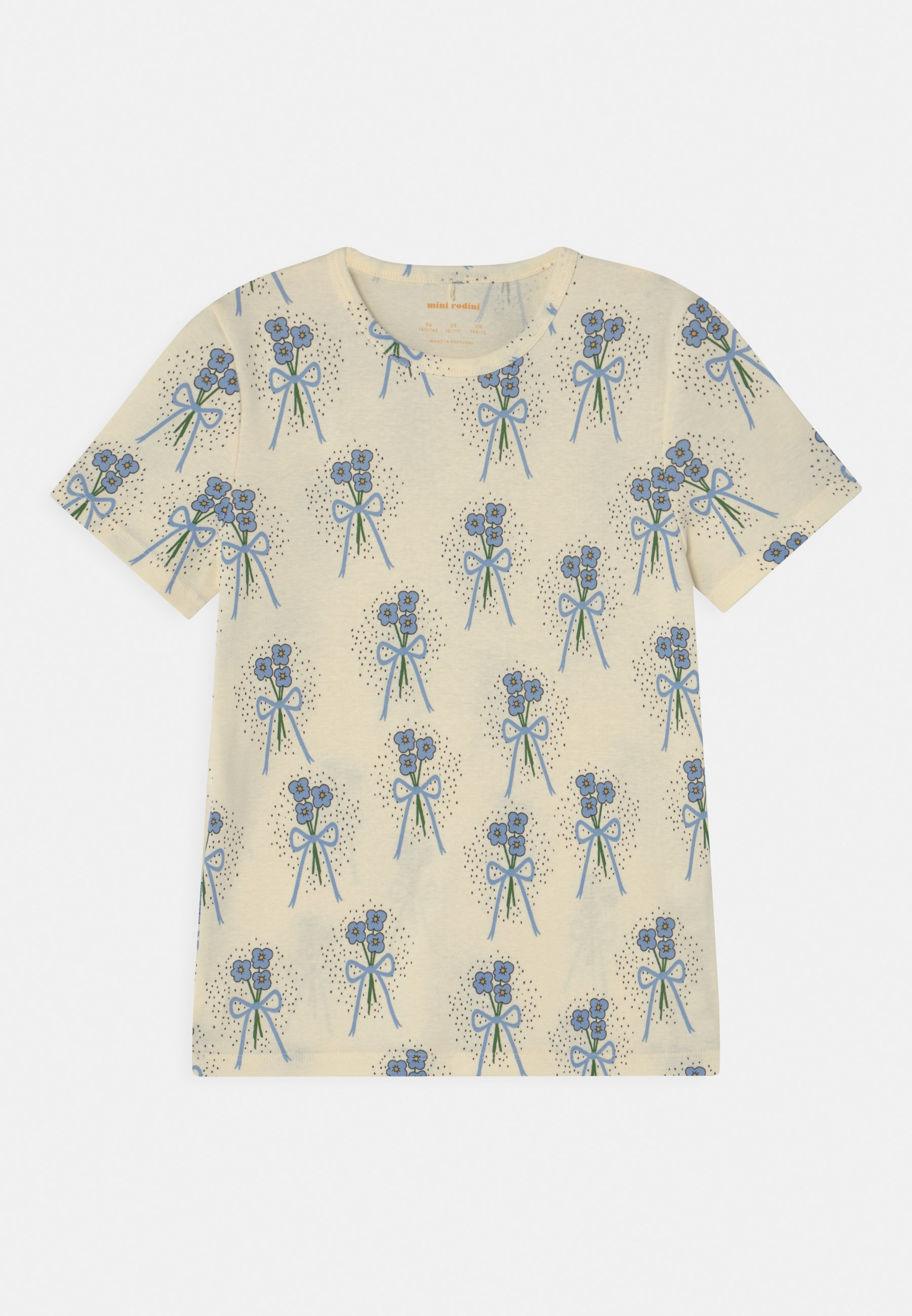 Kids WINTERFLOWERS TEE UNISEX - Print T-shirt