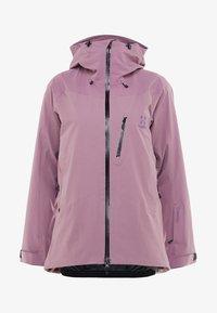 Haglöfs - NIVA JACKET WOMEN - Snowboard jacket - purple milk - 7