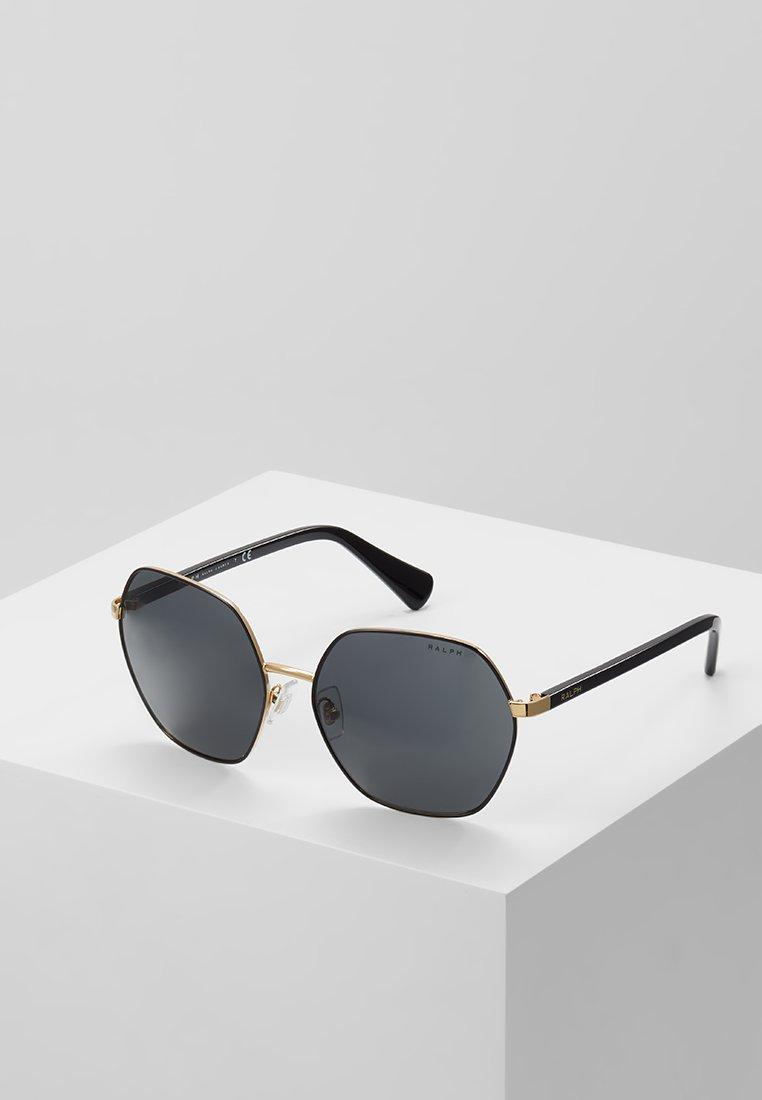 RALPH Ralph Lauren - Solglasögon - black/gold-coloured