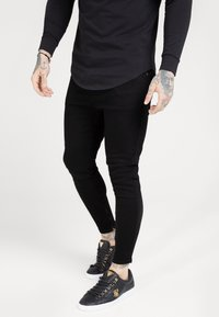 SIKSILK - SIKSILK DROP CROTCH  - Jeans Skinny Fit - carry over - 0