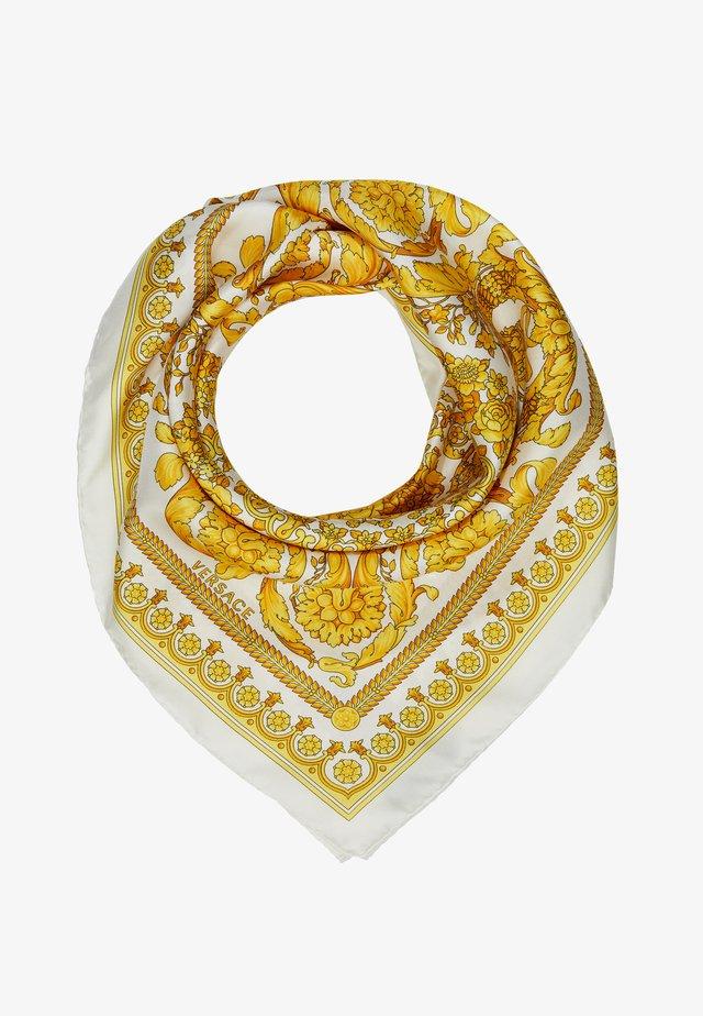 Foulard - bianco-oro