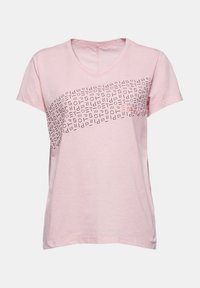 Esprit Sports - Print T-shirt - light pink - 9