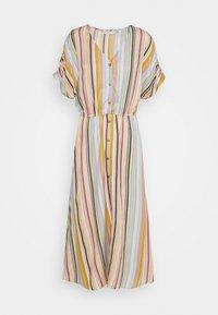 Nümph - LALANGE DRESS - Shirt dress - multi-coloured - 4