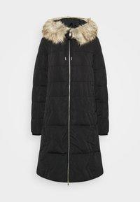 LARGE - Winter coat - black