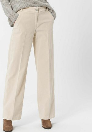 STYLE MAINE - Trousers - off white