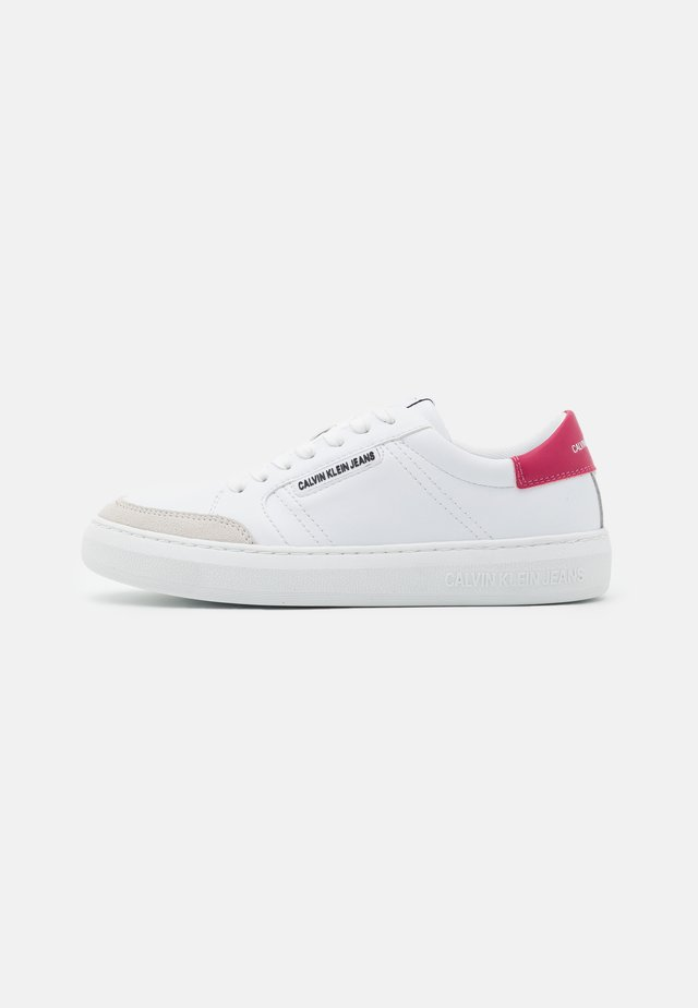 CUPSOLE LACEUP - Sneakers basse - bright white