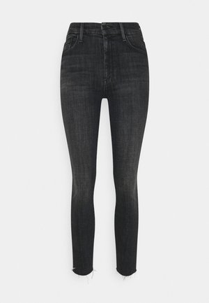 HIGH WAISTED LOOKER ANKLE FRAY - Jeansy Skinny Fit - sharing secrets