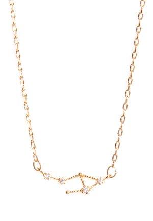 CHA - Halskette - gold