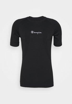 LEGACY GET ON TRACK CREWNECK - T-shirts basic - black