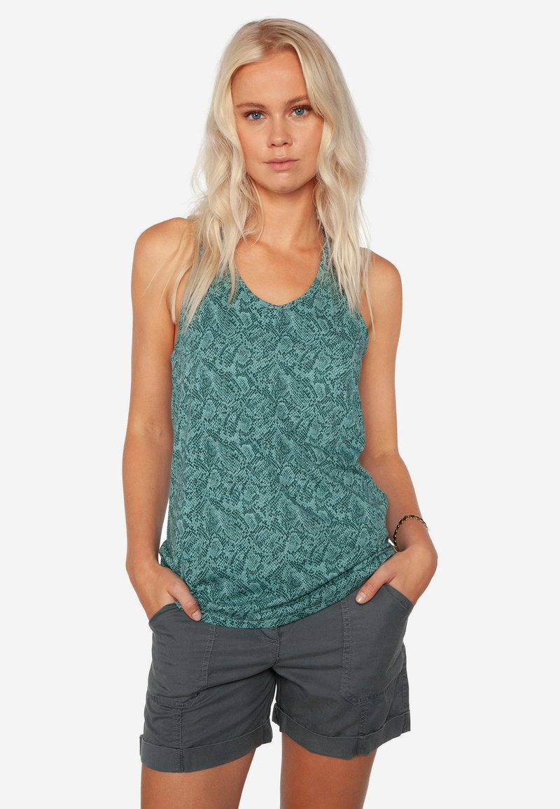 Protest - RIBBAS  - Top - green