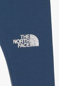 The North Face - GIRLS LEGGING BIG LOGO - Punčochy - blue wing teal - 3