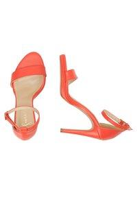 faina - Sandalen met hoge hak - orange - 4