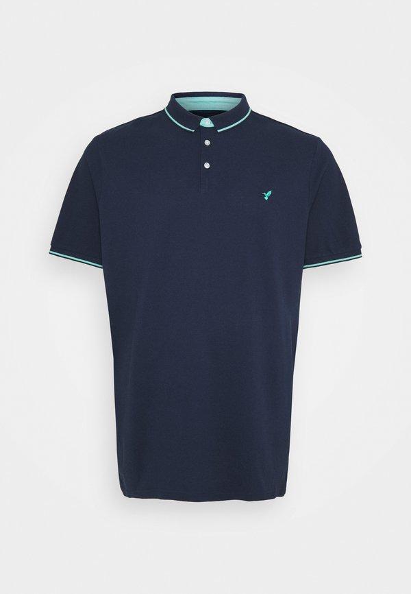 Pier One Koszulka polo - dark blue/granatowy Odzież Męska SIKN