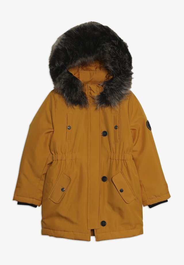 KONIRIS FUR CP OTW - Winter coat - golden yellow