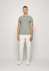Marc O'Polo - SHORT SLEEVE - Poloshirt - shadow - 1