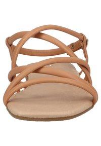 Scapa - Sandals - camel - 6