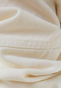 Bershka - MIT PUFFÄRMELN  - Denim jacket - white - 5