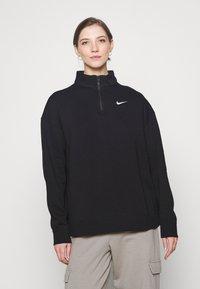 Nike Sportswear - TREND - Sweatshirt - black - 0