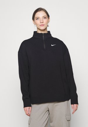 TREND - Sweatshirt - black