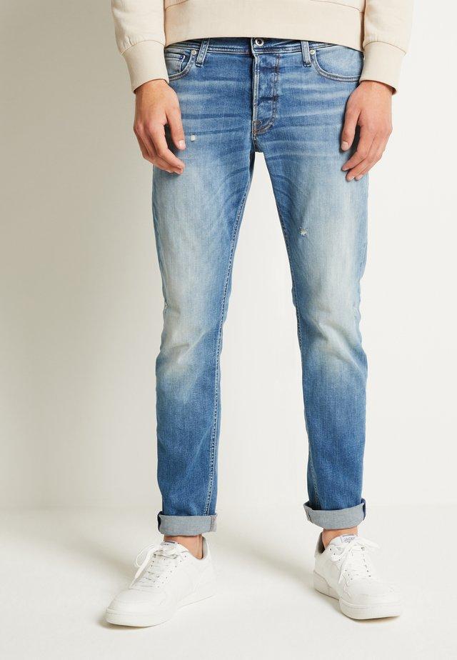 JJ30GLENN  - Jeans Slim Fit - blue