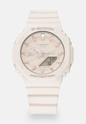 Digital watch - beige