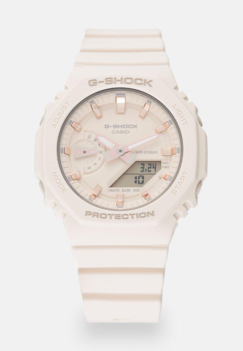 G-SHOCK - Montre à affichage digital - beige