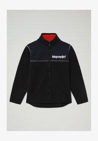 Napapijri - TAU - Zip-up hoodie - blu marine - 0