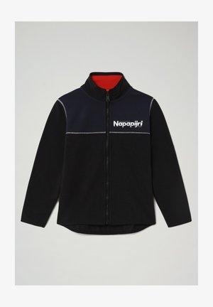 TAU - Zip-up hoodie - blu marine