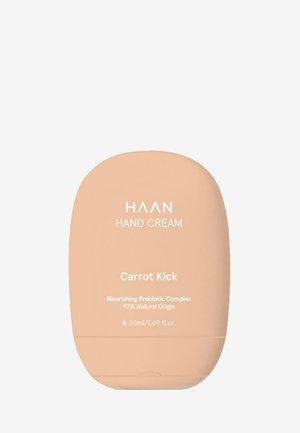 HAND CREAM - Hand cream - carrot kick