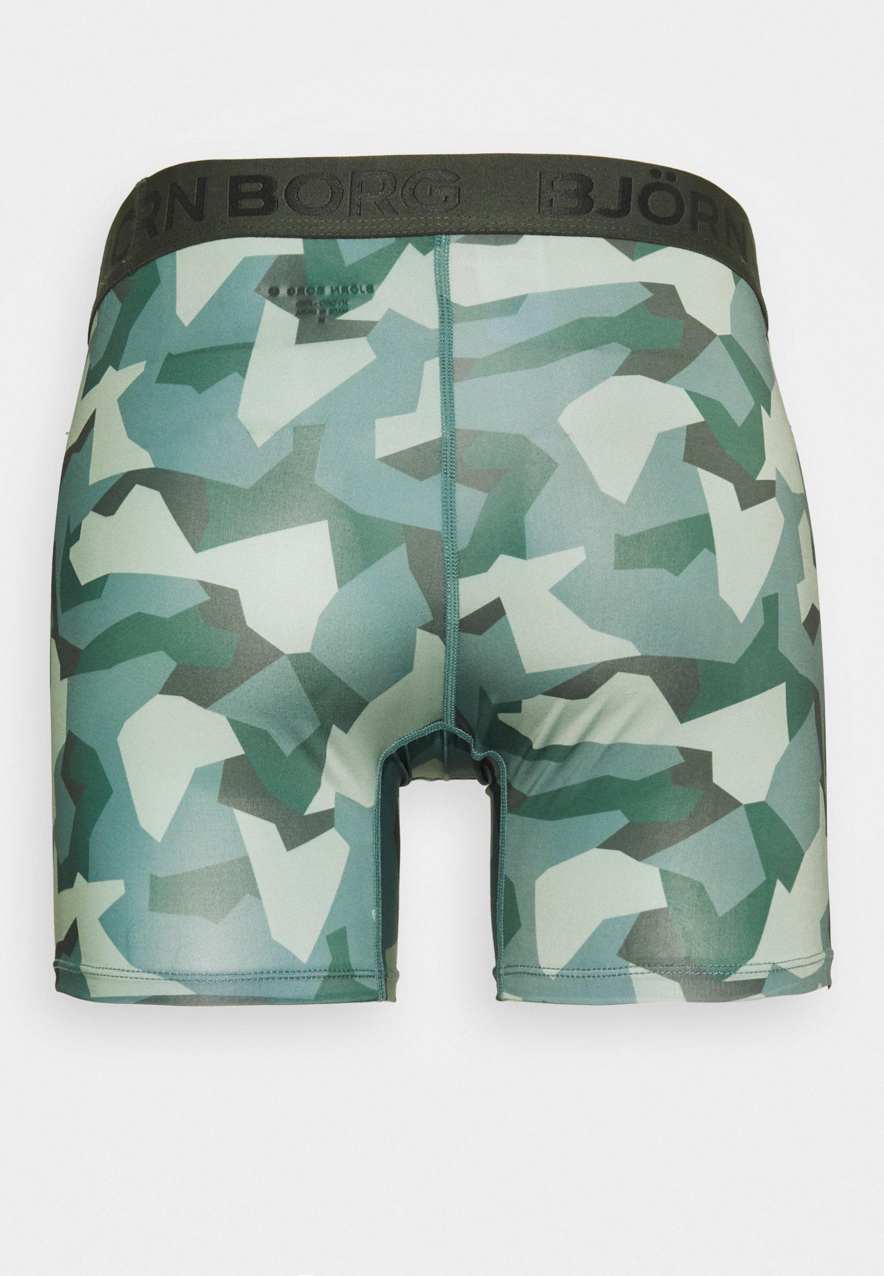 Men NORDIC CAMO SHORTS - Pants