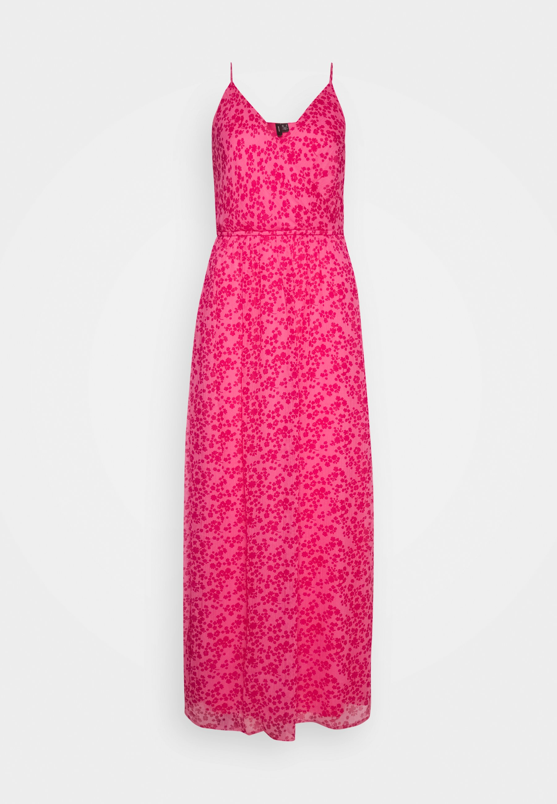 vmwonda - maxi dress - pink carnation