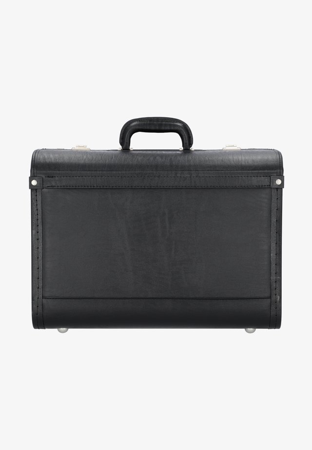 PILOTEN - Briefcase - black