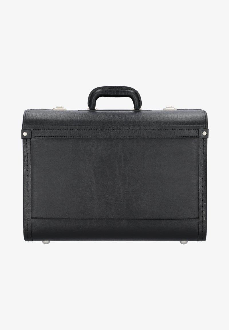 Alassio - PILOTEN - Briefcase - black