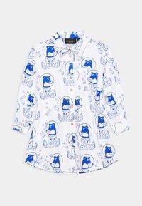 Mini Rodini - LAJKA DRESS - Skjortekjole - offwhite - 0